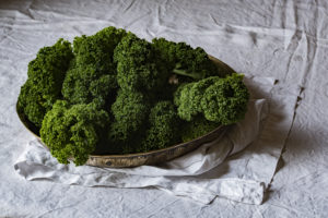 Kale - a source of magnesium